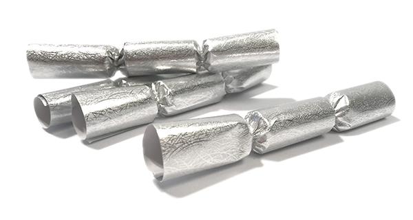 knall bonbon (sølv)